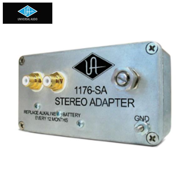 ■ご予約受付■ Universal Audio(ユニバーサルオーディオ) / 1176-SA ステレオリンクアダプター