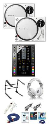 PLX-500-W / TRAKTOR Kontrol Z2 DVSオススメAセット 11大特典セット