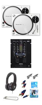 PLX-500-W  / RMX-22i オススメBセット 11大特典セット