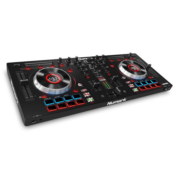 Numark(ヌマーク) / MixTrack Platinum  (Serato DJ Intro 付属) - PCDJコントローラー