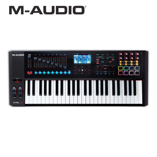 M-Audio(エム・オーディオ) / CTRL49 MA-CON-030  - 49鍵MIDIキーボード・コントローラー -