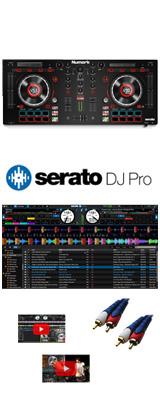 Numark(ヌマーク) / MixTrack Platinum / Serato DJ セット  4大特典セット