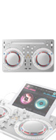 Pioneer(パイオニア) / DDJ-WeGO4-W (ホワイト) 【rekordbox dj】iPad 「WeDJ」対応 4大特典セット