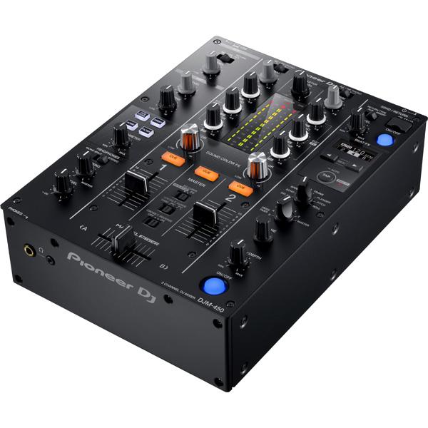 Pioneer(パイオニア) / DJM-450 - DVS機能・エフェクト搭載 DJミキサー-