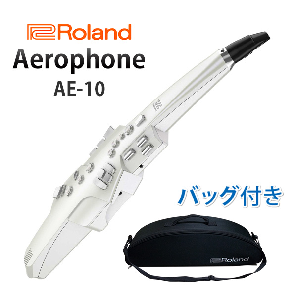 Roland(ローランド) / Aerophone (AE-10) - エアロフォン / ウィンド・シンセサイザー - 【8月31日(金)までスタンド付き】