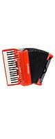 Roland(ローランド) / FR-4X (RED) Vアコーディオン(ピアノ鍵盤タイプ) デジタルアコーディオン 1大特典セット