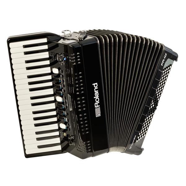 Roland(ローランド) / FR-4X (BLACK) Vアコーディオン(ピアノ鍵盤タイプ) - デジタルアコーディオン -