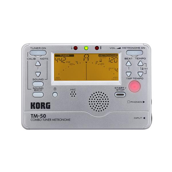 Korg(コルグ) / TM-50-SL - メトロノーム -