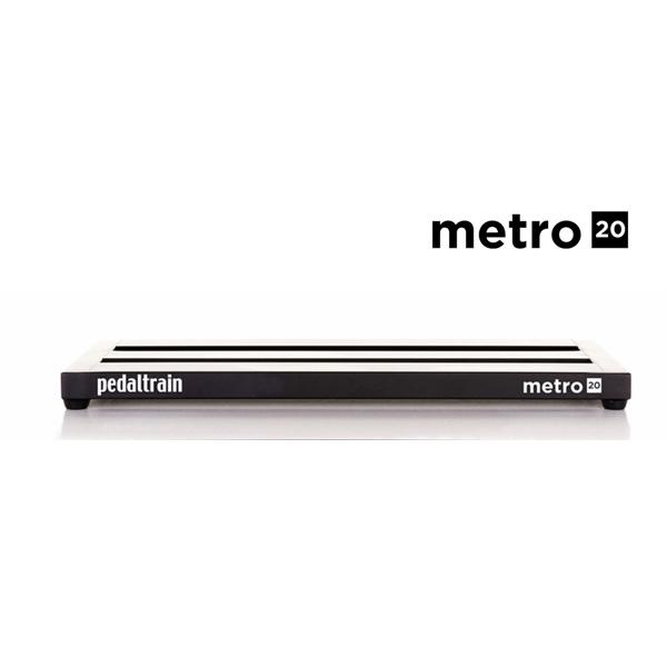 PEDALTRAIN(ペダルトレイン) / Metro 20 w/soft case  PT-M20-SC(ソフトケース付きモデル) - エフェクターボード -