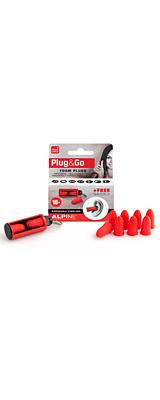 ALPINE HEARING PROTECTION(アルパイン) / Plug&Go 低圧発泡イヤープラグ / イヤープロテクター