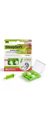 ALPINE HEARING PROTECTION(アルパイン) / Sleep Soft (ミニグリップ付き) 睡眠時用イヤープラグ / イヤープロテクター
