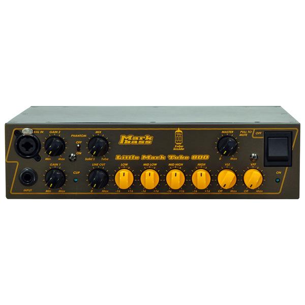 Markbass(マークベース) / Little Mark Tube 800 (MAK-LMT800)  - ベースアンプヘッド -