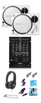 PLX-500-W  / RMX-33i オススメBセット 9大特典セット