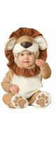 愛すべきライオンコスチューム / 幼児用 - パーティーグッズ ハロウィングッズ  -