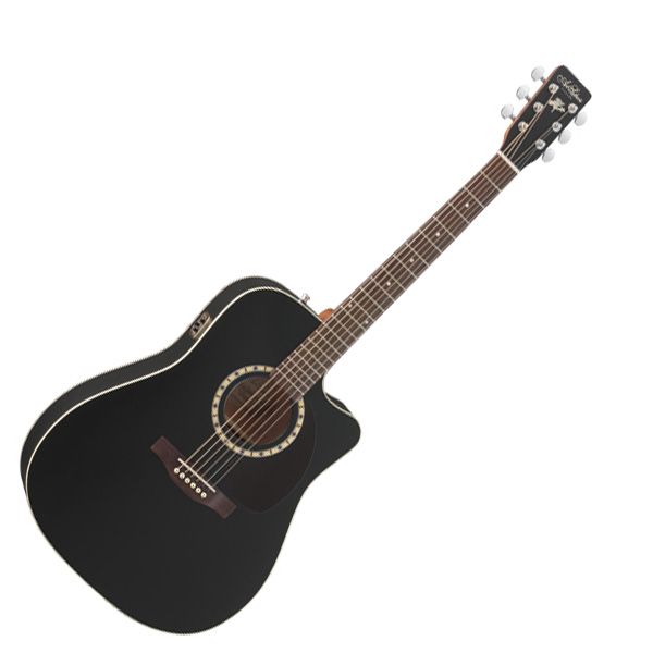 Art&Lutherie (アート&ルシアー) / CW Cedar Black M450T - アコーステックギター・エレアコ -
