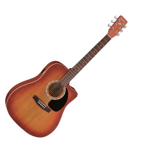 Art&Lutherie (アート&ルシアー) / CW Cedar Sunrise M450T - アコーステックギター・エレアコ -
