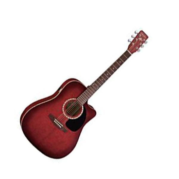 Art&Lutherie (アート&ルシアー) / CW Spruce Burgundy M450T - アコーステックギター・エレアコ -