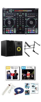 Roland(ローランド) / DJ-808  オススメBセット 【Serto DJ Pro 無償対応】 9大特典セット