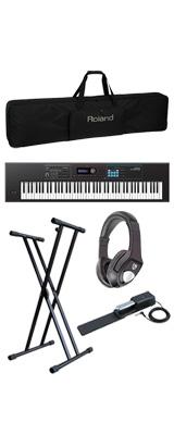【限定3台】Roland(ローランド) / JUNO-DS88 オススメセット- 88鍵 シンセサイザー  4大特典セット