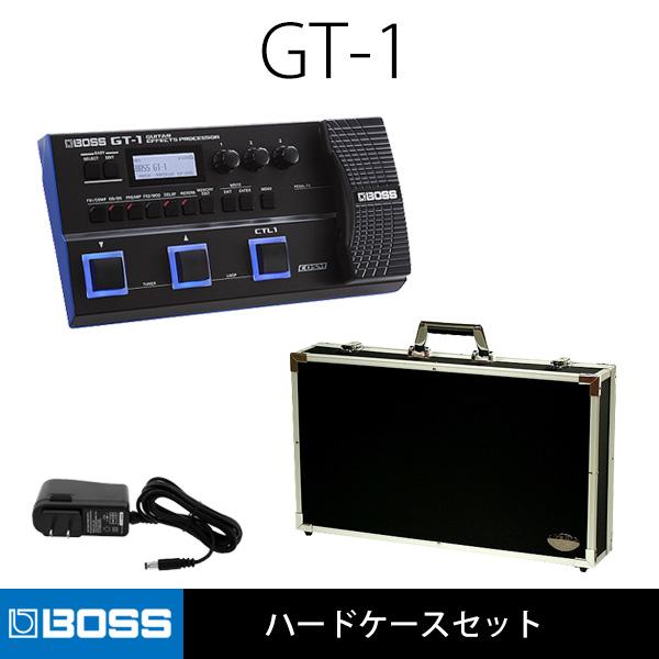 【ハードケースセット】Boss(ボス) / GT-1 - マルチエフェクター -  2大特典セット