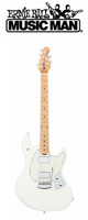 MUSICMAN(ミュージックマン) / StingRay Guitar Ivory White (Mint 3ply Pickguard) 【ハードケース付属】 - エレキギター - ■限定セット内容■→ 【・ア-ニ-ボ-ル エレキ弦 】