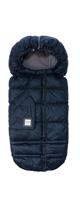 7 A.M. ENFANT(セブンエイエムアンファン) / Blanket 212 Evolution (Metalic Prussian Blue) - 赤ちゃん用フットマフ -