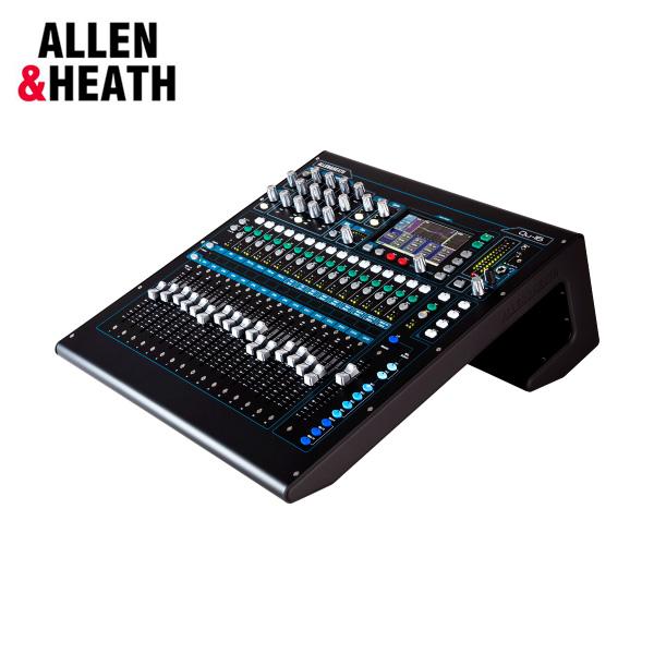【店頭展示品】Allen&Heath(アレンアンドヒース) / QU-16C デジタルミキサー 【開封品・メーカー保証付き】