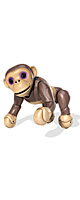 Zoomer Chimp by Spin Master - 動物お友達ロボット チンパンジー -
