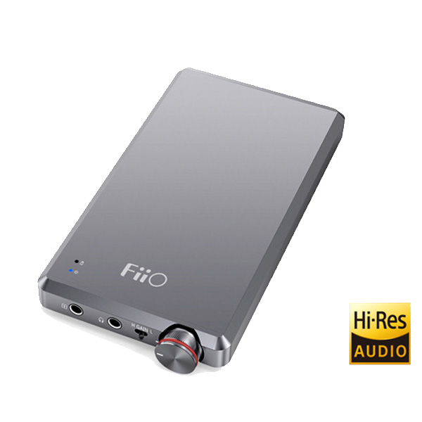 Fiio(フィーオ) / A5 (Titanium) - ハイパワー・ポータブル・ヘッドフォンアンプ -