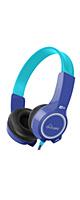 MEE audio(ミーオーディオ) / KIDJAMZ KJ25 (BLUE) - お子様の大切な耳を守るキッズヘッドホン -