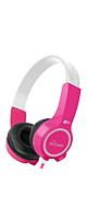 MEE audio(ミーオーディオ) / KIDJAMZ KJ25 (PINK) - お子様の大切な耳を守るキッズヘッドホン -