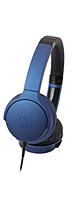 audio-technica(オーディオテクニカ) / ATH-AR3 BL (ディープブルー) - ヘッドホン -