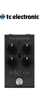 TC Electronic(ティーシーエレクトロニック)/ Fangs Metal Distortion - driveエフェクター ディストーション - 1大特典セット