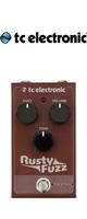 TC Electronic(ティーシーエレクトロニック)/ Rusty Fuzz - driveエフェクター ファズ - 1大特典セット