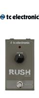 TC Electronic(ティーシーエレクトロニック) / Rush Booster - ダイナミクス系エフェクターブースター - 1大特典セット