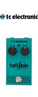 TC Electronic(ティーシーエレクトロニック) / Tailspin Vibrato - モジュレーション系エフェクターヴィブラート - 1大特典セット