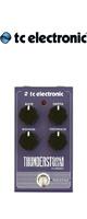 TC Electronic(ティーシーエレクトロニック) / Thunderstorm Flanger - モジュレーション系エフェクターフランジャー - 1大特典セット