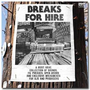 DJ MEKALEK x K-DEF / BREAKS FOR HIRE [7