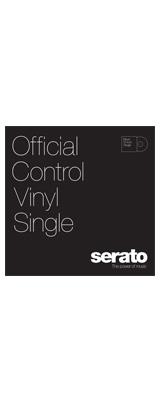 "12"" Serato Performance Series Control Vinyl Single [BLACK] [LP]【セラートコントロールトーン収録 SERATO SCRATCH LIVE, SERATO DJ】"