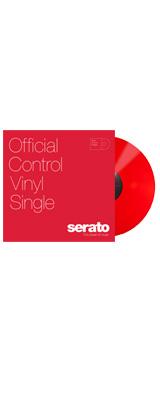"12"" Serato Performance Series Control Vinyl Single [RED] [LP]【セラートコントロールトーン収録 SERATO SCRATCH LIVE, SERATO DJ】"