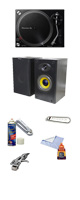 Pioneer DJ(パイオニア) / PLX-500-K リスニングセット  1大特典セット