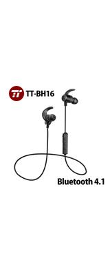 TaoTronics(タオトロニクス) / TT-BH16 - IPX5防水仕様 Bluetooth・aptX対応 ワイヤレスイヤホン 【メーカー1年保証付】