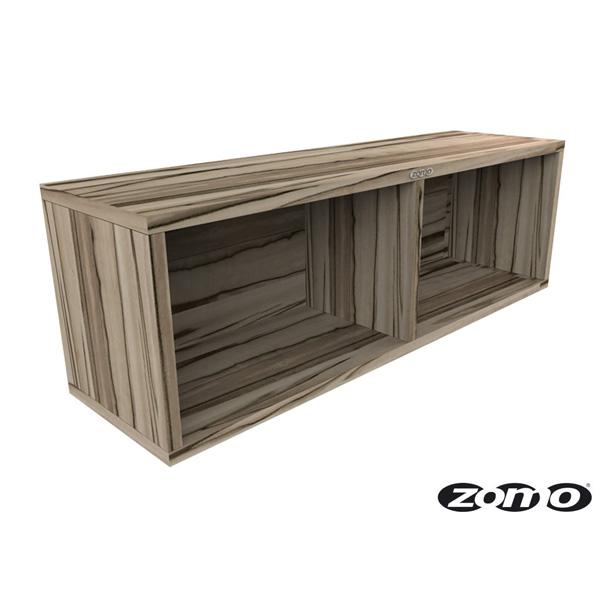 ■ご予約受付■ 【ポイント10倍】Zomo(ゾモ) / VS-Box 7/200 Zebrano (組立式) - 7インチレコード収納BOX - 【約200枚収納可能】 【レ】