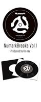 Numark(ヌマーク) /  Numark Break Vol.1- 7インチバトルブレイクス -