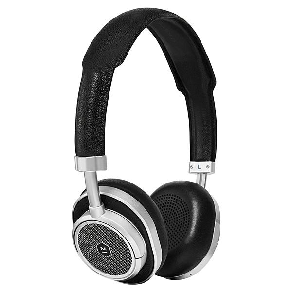 MASTER & DYNAMIC(マスターアンドダイナミック) / MW50 (SILVER/BLACK) - Bluetooth対応 ワイヤレスヘッドホン -