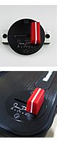 Jesse Dean Designs / JDDX2RS Numark PT01 SCRATCH Fader - 専用カスタムフェーダー -