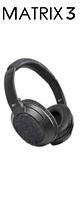 MEE audio(ミーオーディオ) / Matrix3 - Bluetooth対応 ワイヤレスHDヘッドホン - 大特典セット