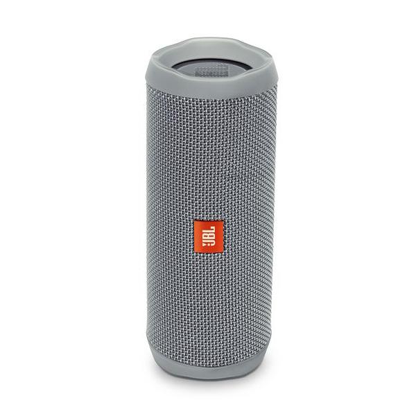 JBL(ジェービーエル) / FLIP4 (グレー) - 防水Bluetoothワイヤレススピーカー