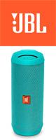 JBL(ジェービーエル) / FLIP 4 (ティール) - 防水Bluetoothワイヤレススピーカー ■限定セット内容■→ 【・最上級エージング・ツール 】