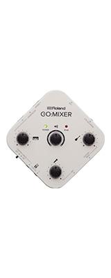 Roland(ローランド) / GO:MIXER - スマートフォン専用オーディオ・ミキサー / オーディオインターフェイス -